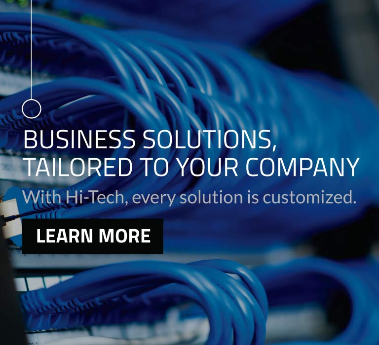 Business Solutions Tailored to Your Company