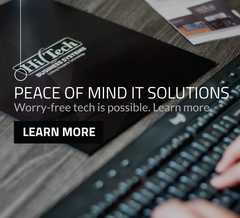 Peace of Mind IT Solutions